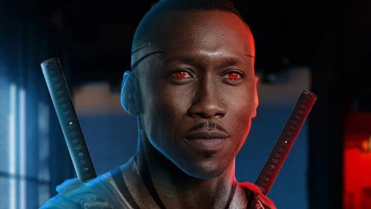 馬赫夏拉阿里主演新版《刀鋒戰士》。