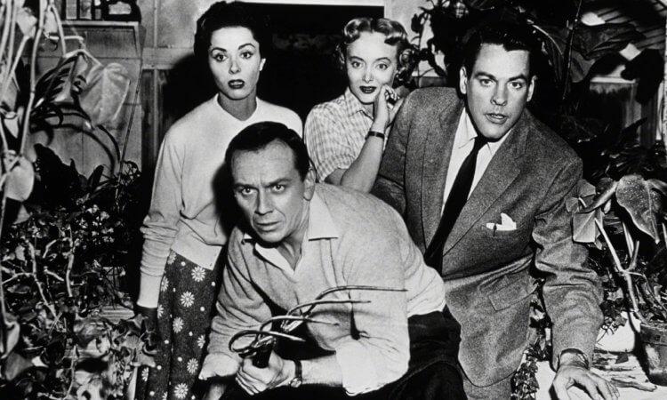 1956 年的《天外魔花》