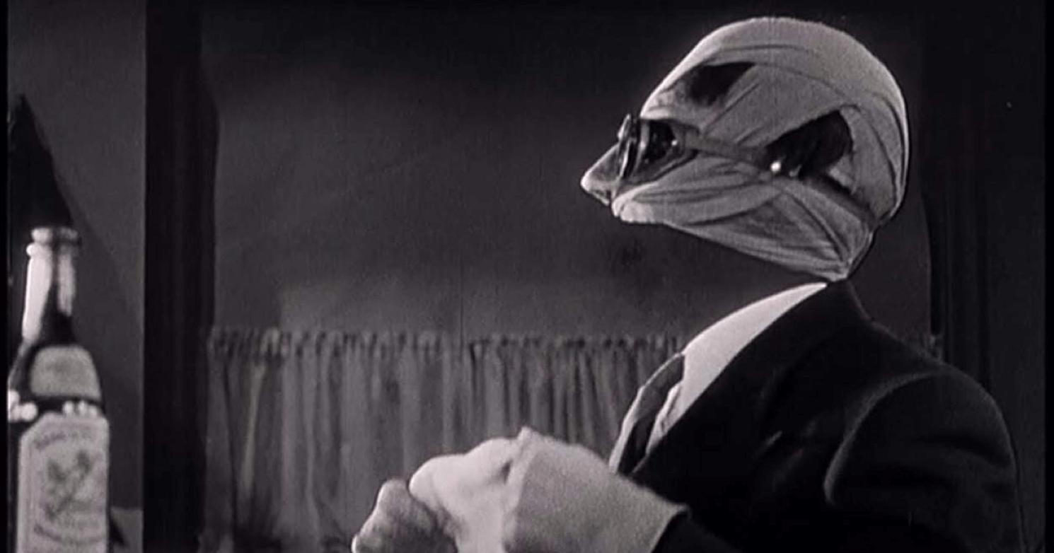 經典怪物電影《隱形人》重啟計畫展開  獨立於環球闇黑宇宙 「恐怖」是首要訴求首圖