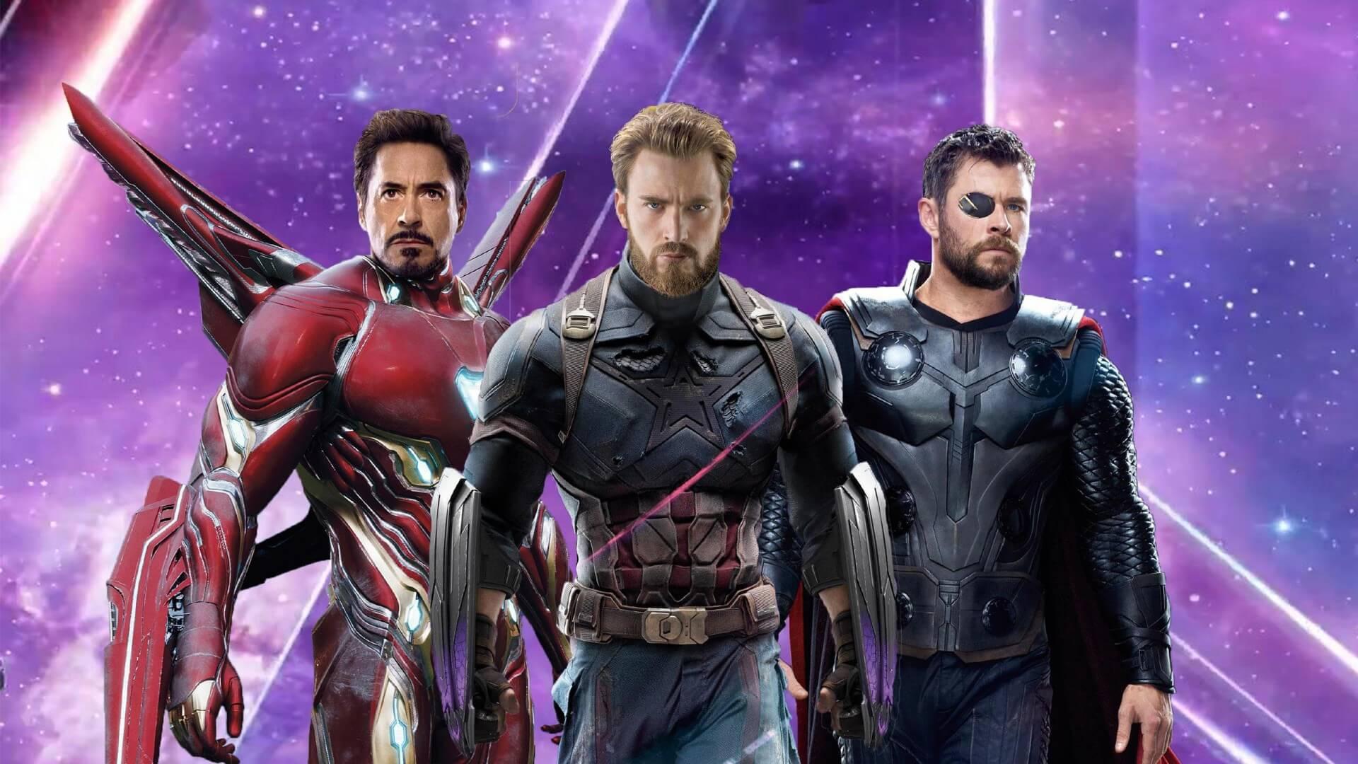 就算驚奇隊長不在地球,我們還有鋼鐵人、美國隊長以及雷神索爾等超級英雄在。