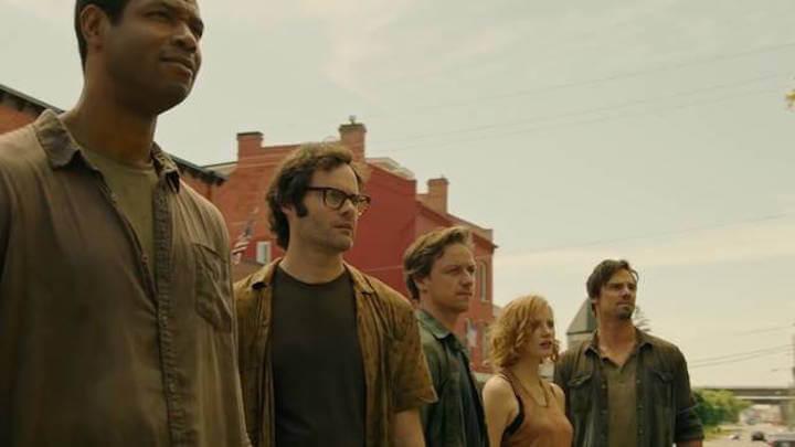 魯蛇俱樂部長大回來了《牠:第二章》中由黃金陣容演出長大後的孩子們。