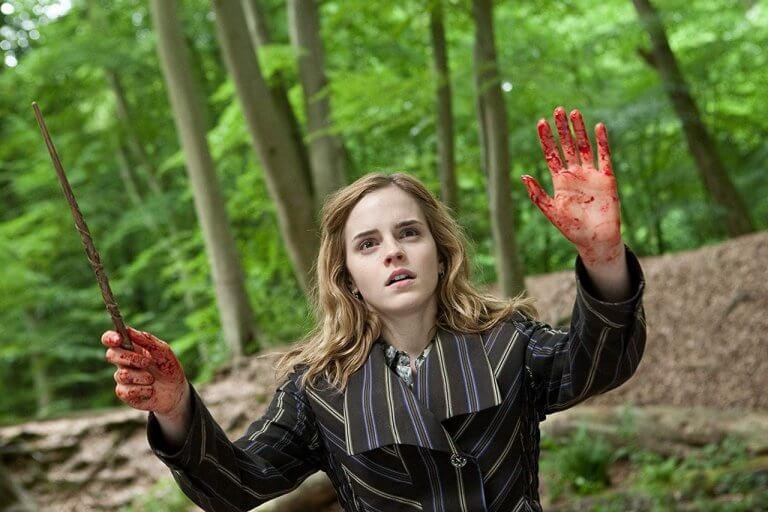 以《哈利波特》系列電影「妙麗」一角廣為人知的好萊塢女星艾瑪華森。
