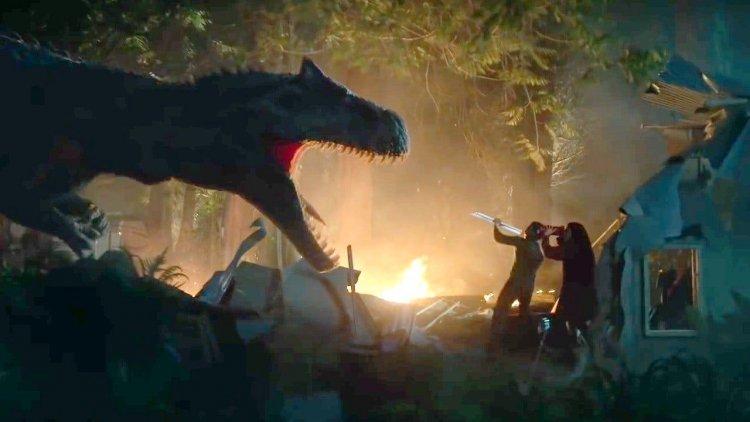 番外短片《侏羅紀世界:巨石之戰》(Jurassic: World: Battle at Big Rock,暫譯)