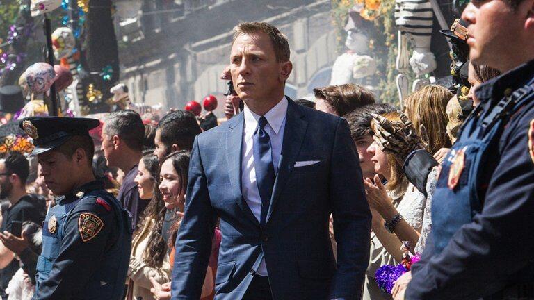 丹尼爾克雷格 (Daniel Craig) 《龐德 25》開拍,預計將於 2020 年 4 月 8 日 上映