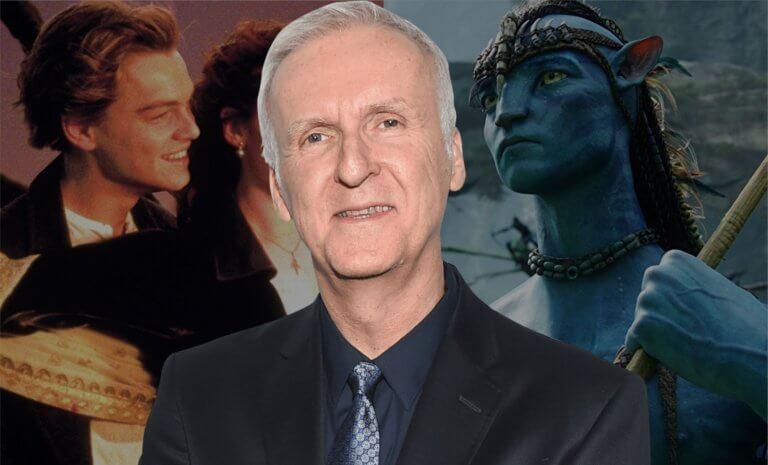 詹姆斯卡麥隆 (James Cameron) 執導的《鐵達尼號》(Titanic) 以及《阿凡達》(Avatar) 霸佔票房排行。