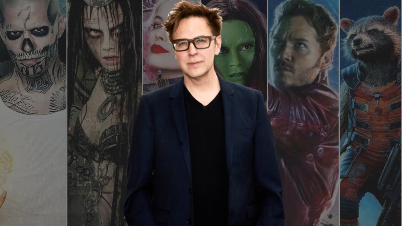 DC 電影監製認為:詹姆斯岡恩能整合凝聚DC與漫威粉絲 消弭兩邊對立首圖