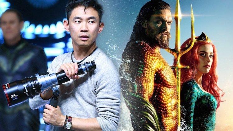 讓水行俠再潛水一會兒!「恐怖大師」溫子仁表示:「《水行俠 2》不會是我的下一部作品。」首圖