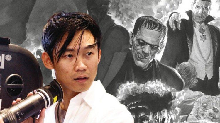 恐怖大師要出馬了!溫子仁正為環球影業開發一部經典怪物電影首圖