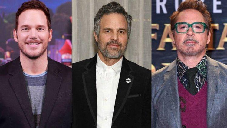 哪個「克里斯」該走?「星爵」克里斯普瑞特被網友群攻,「鋼鐵人」、「浩克」、「岡恩」怒發聲挺兄弟首圖