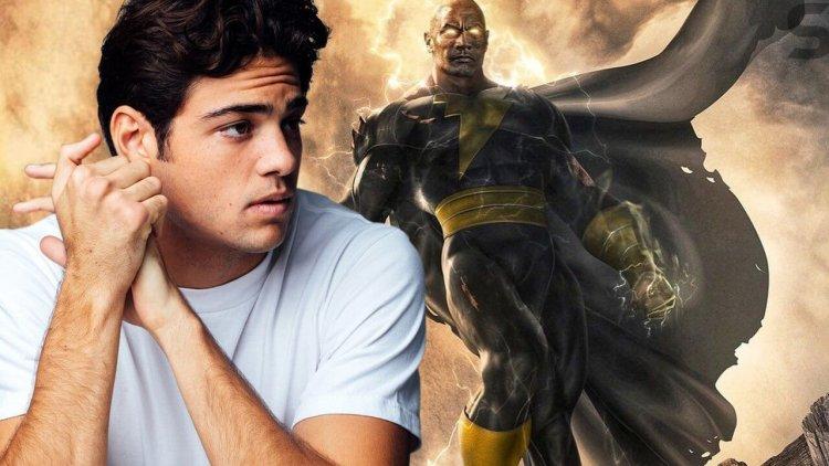 美國正義協會成員+1!Netflix YA 擔當諾亞森迪尼奧將在 DC《黑亞當》飾演「原子粉碎者」!首圖