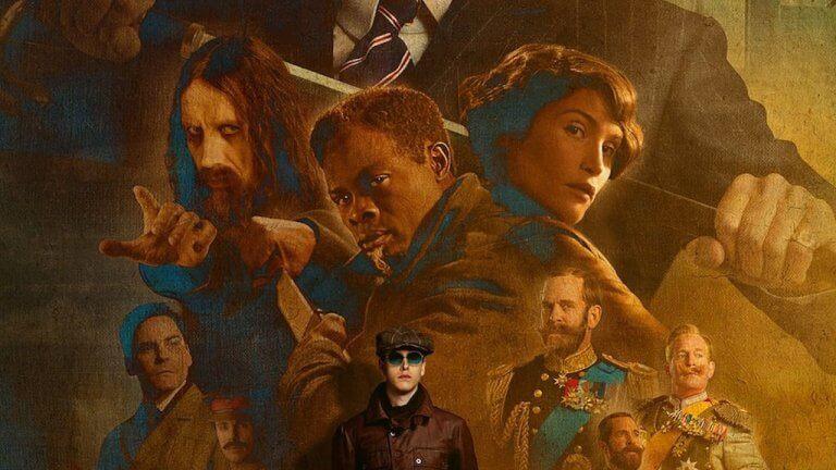 拉斯普丁,久仰大名!《金牌特務:金士曼起源》再釋新預告,盡情翻玩一戰歷史!