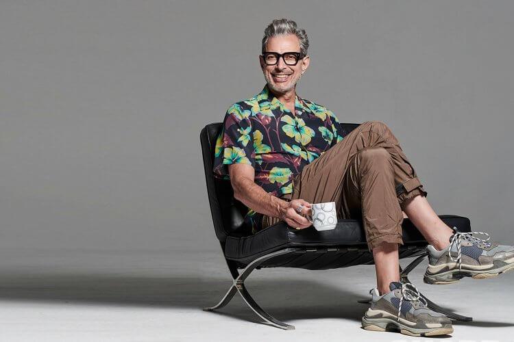 傑夫高布倫 (Jeff Goldblum) 想成為獨立製片人。