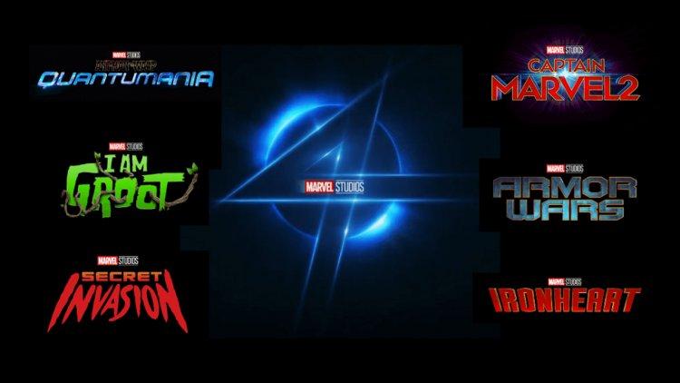 漫威宇宙擴大中!漫威重磅消息懶人包整理:《驚奇4超人》重啟;《蟻人與黃蜂女2》、《奇異博士2》、《雷神4》卡司誘人首圖