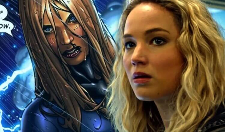 變種人轉職超英雄無望!「魔形女」珍妮佛勞倫斯有望演重啟版《驚奇4超人》的「隱形女」被證實為假首圖