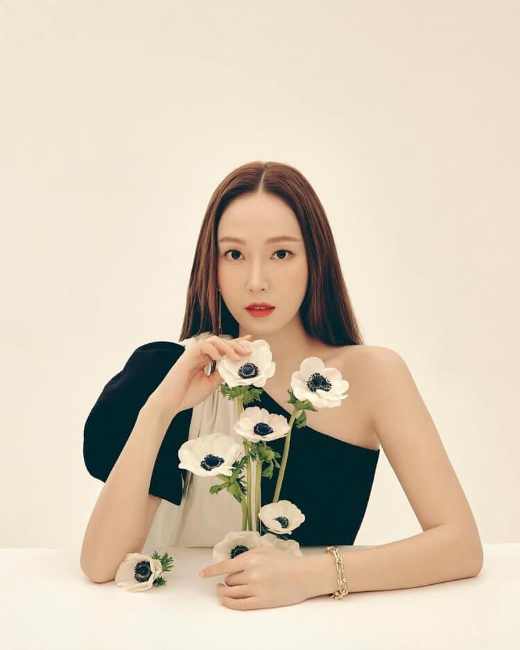 少女時代 Jessica。
