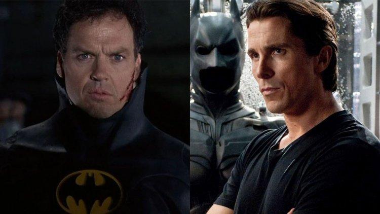 米高基頓不行換貝爾!據傳華納 B 方案為找克里斯汀貝爾回歸演出《閃電俠》蝙蝠俠首圖