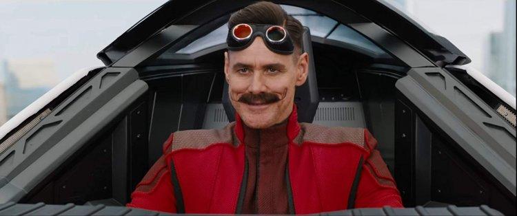 金凱瑞在片中飾演反派蛋頭博士。