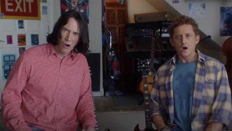 一首搖滾樂救地球!《阿比和阿弟3》最新預告出爐,「殺神」基努李維轉性玩音樂首圖