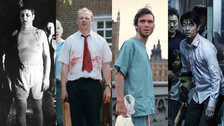外媒評選21部影史最佳活屍電影﹐《屍速列車》上榜但竟然沒有《末日之戰》首圖