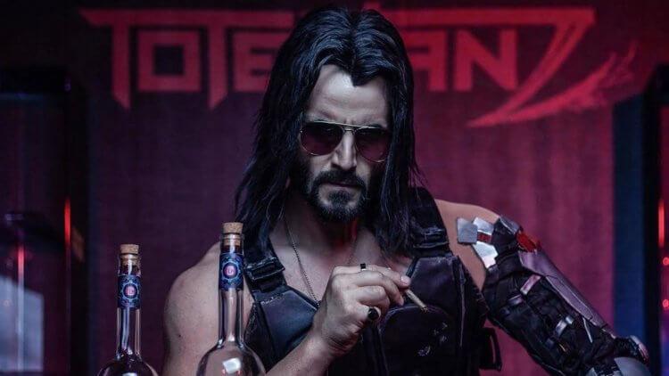 《電馭叛客 2077》在講什麼?基努李維演出的叛逆搖滾樂手「銀手強尼」詳細背景介紹——首圖