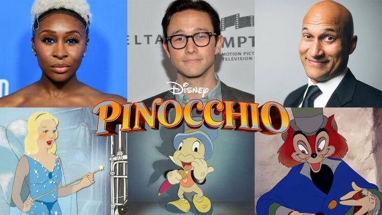 迪士尼真人電影《木偶奇遇記》卡司敲定!喬瑟夫高登李維獻聲「蟋蟀吉米尼」;辛西婭艾利沃成「藍仙子」首圖