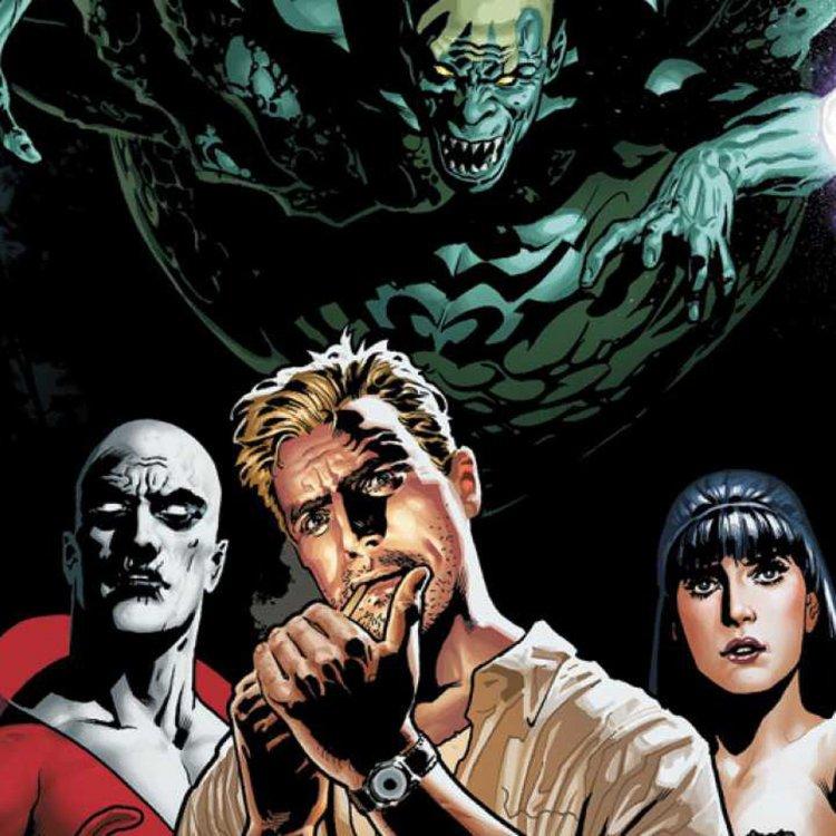 《黑暗正義聯盟》(Justice League Dark)