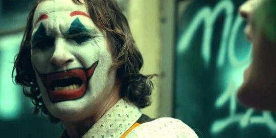 《小丑》(Joker) 被認為煽動性過強