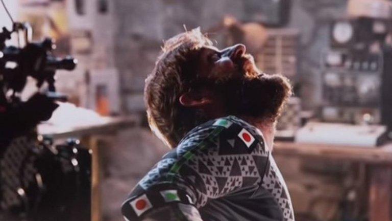 《噤界》導演約翰卡拉辛斯基 :「我就是怪物本人啦!」