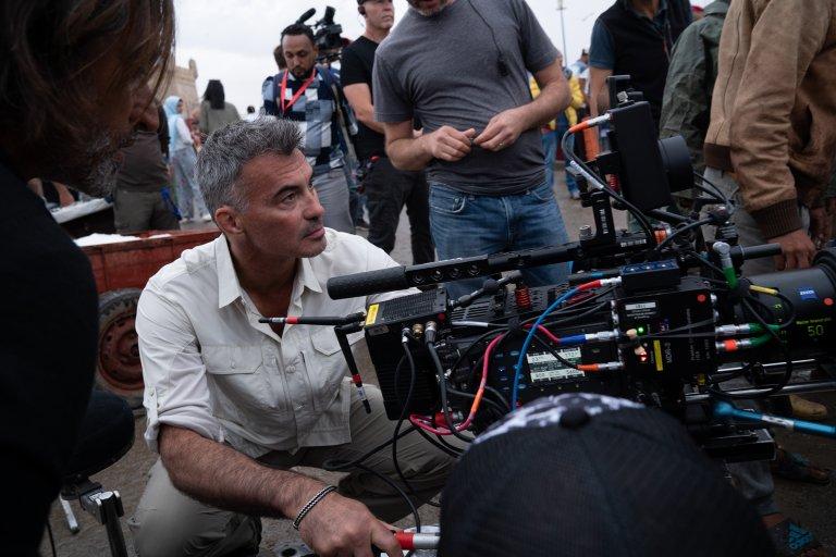 導演查德史塔赫斯基 (Chad Stahelski)。