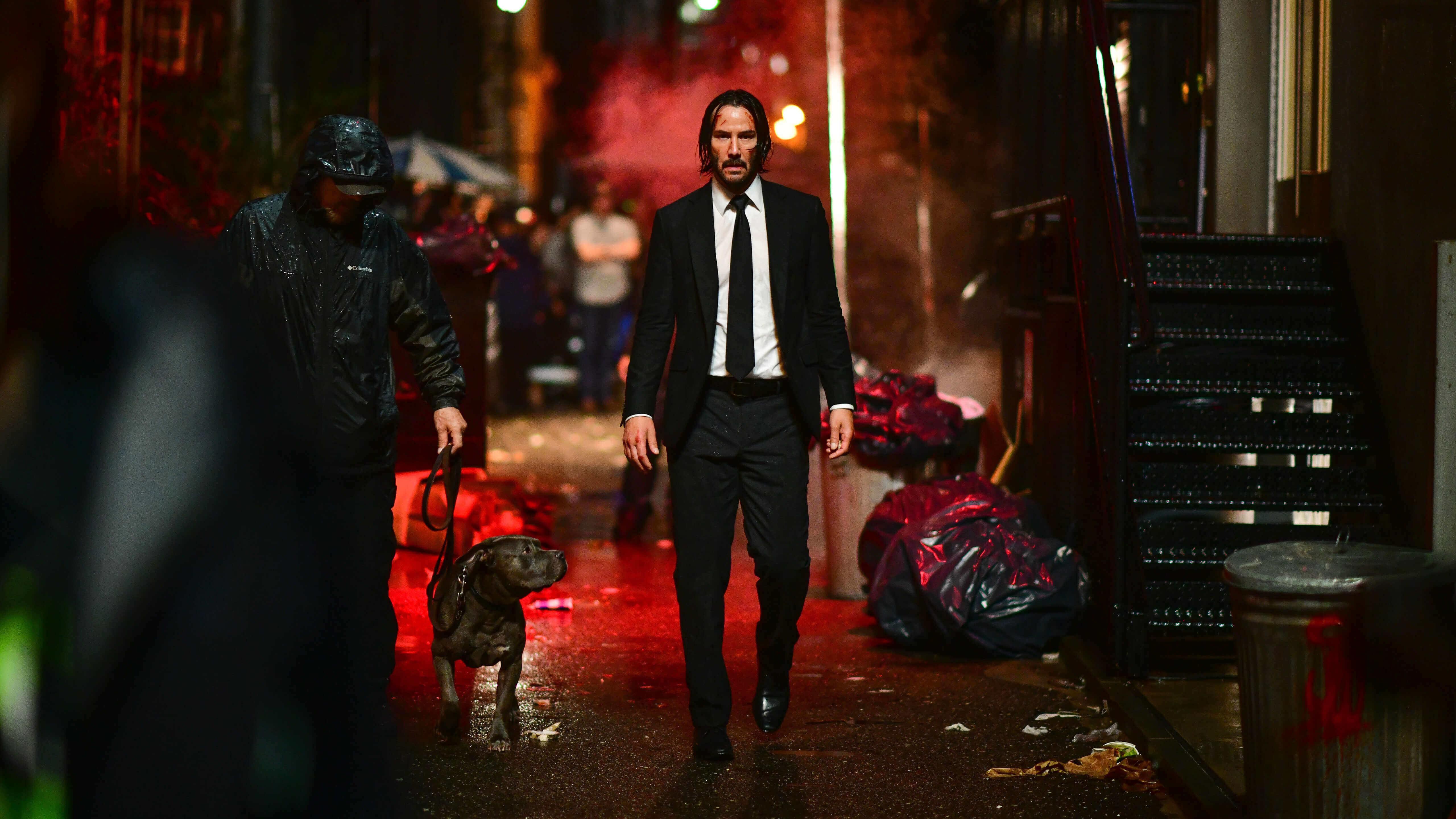 基努李維對於所飾演的約翰維克表示十分喜歡,並表示不排除繼續扮演這位武功高強的殺神兼愛狗人士。
