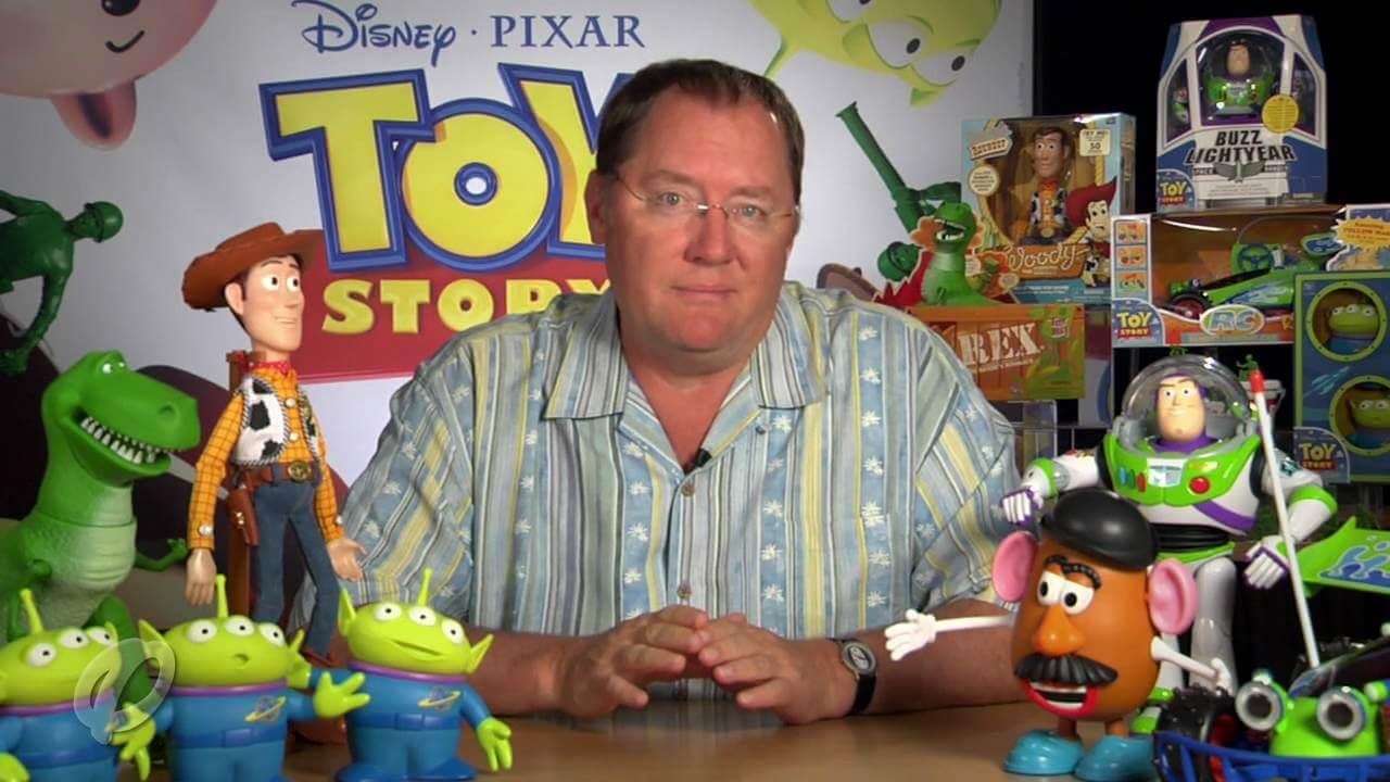身陷職場性騷擾指控!迪士尼/皮克斯創意總監:約翰拉薩特確定辭職