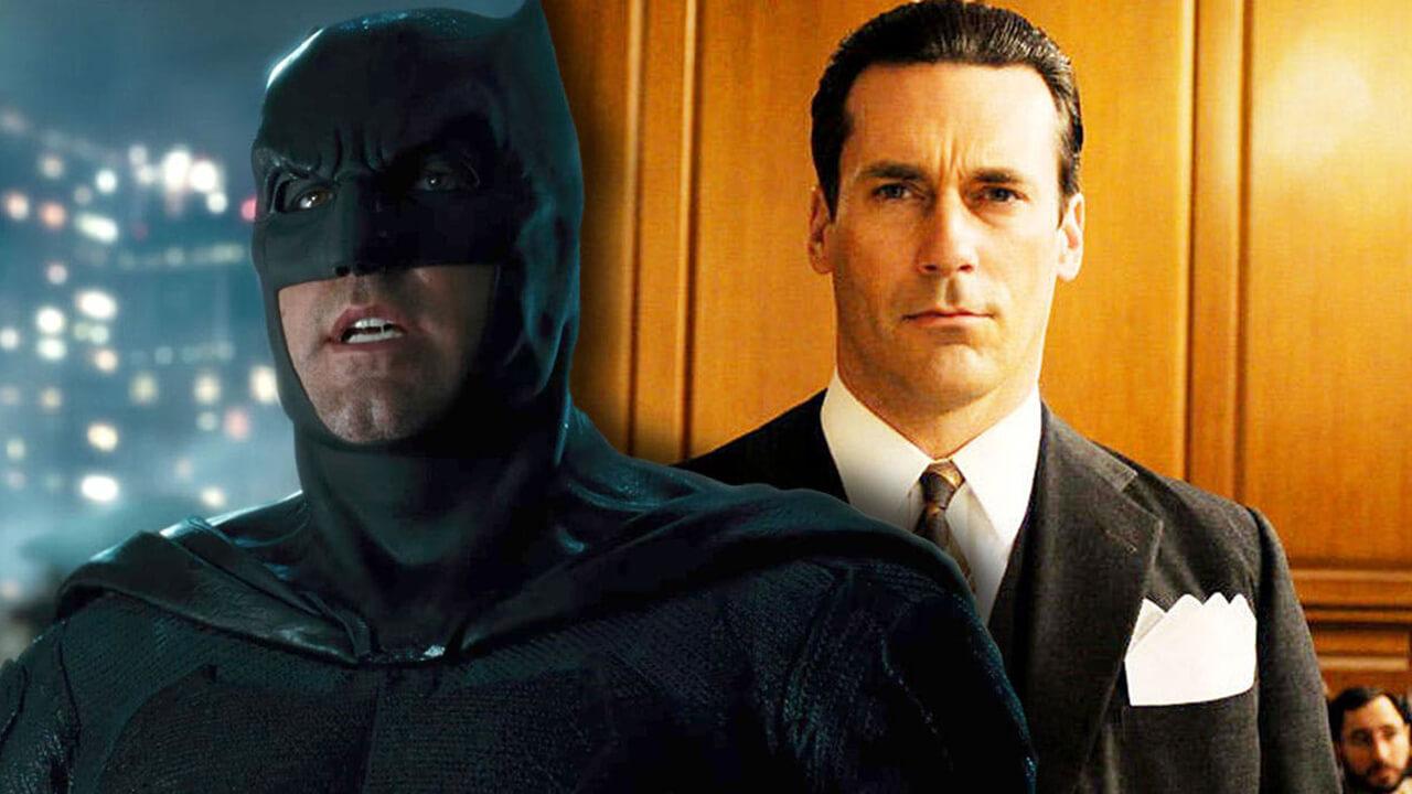 《蝙蝠俠》換人做做看!金球獎視帝喬漢姆 :「我非常樂意。」