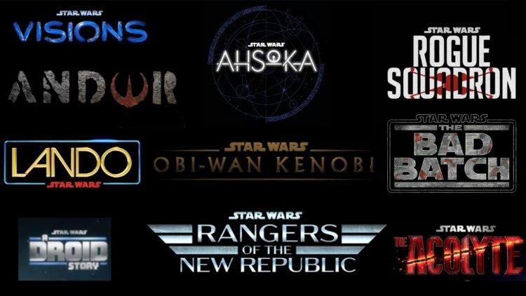 《星際大戰》衍生影集+電影整理:「達斯維達」回歸《歐比王》;「亞蘇卡譚諾」影集登場;《神力女超人》派蒂珍金斯成首位《星戰》女導演首圖