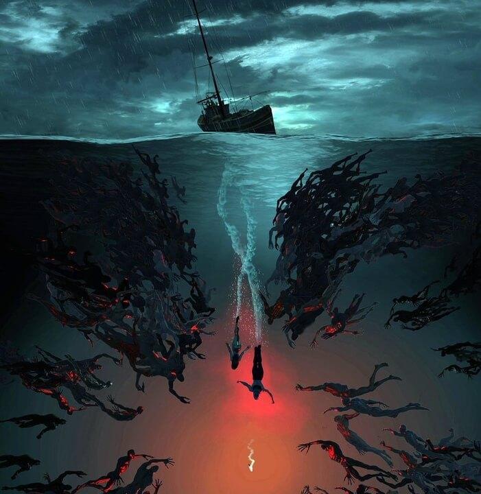 據傳華納有意打造《水行俠》系列獨立外傳電影「海溝族」。
