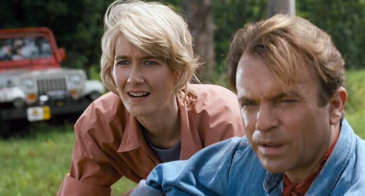 《侏羅紀公園》(Jurassic Park) 蘿拉鄧恩 (Laura Dern)