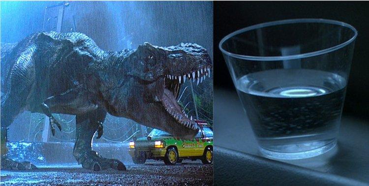 導演史蒂芬史匹柏 (Steven Spielberg) 在《侏羅紀公園》中利用吉他製造出水面上的漣漪,呈現出暴龍漸漸逼近的恐懼感。