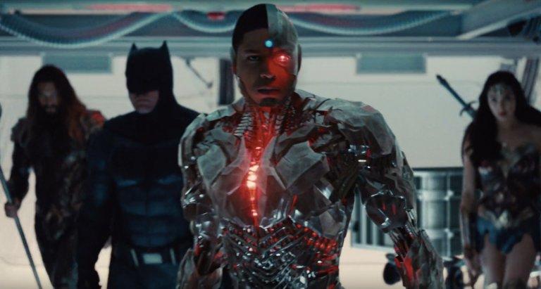 鋼骨於《正義聯盟》一片首度現身 DC 擴展宇宙電影,許多粉絲也認為他正是本片亮點之一。