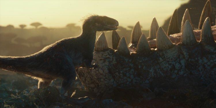 《侏羅紀世界:統霸天下》電影劇照。