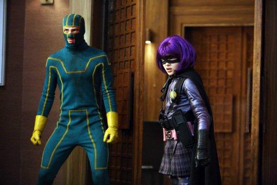 《特攻聯盟》(Kick Ass) 系列有推出第三集的打算
