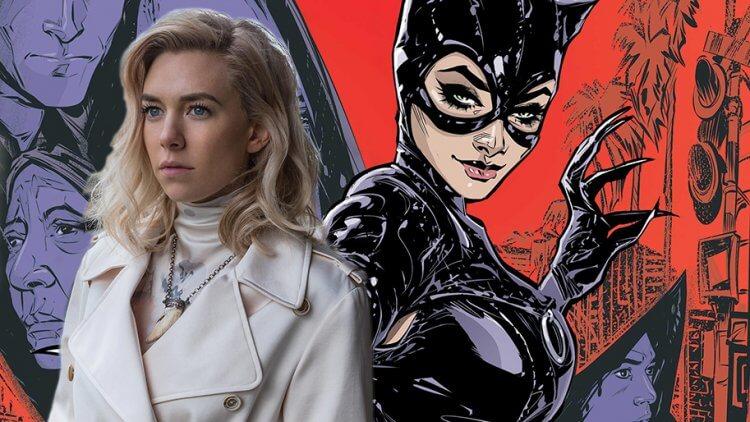 先前傳言:導演麥特李維斯 (Matt Reeves) 相中凡妮莎柯比 (Vanessa Kirby) 在新版《蝙蝠俠》電影中演出貓女 (Catwoman)