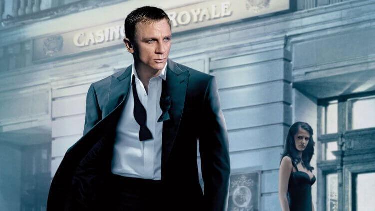 《007 首部曲:皇家夜總會》丹尼爾克雷格。