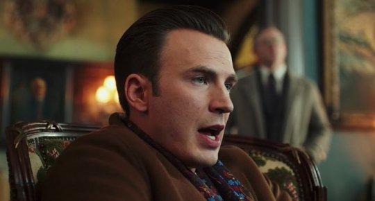 克里斯伊凡 (Chris Evans) 從 2011 年開始了「美國隊長」的旅程,直到今年的《復仇者聯盟 4:終局之戰》(Avengers: Endgame) 演出導演雷恩強生 (Rian Johnson) 的謀殺懸疑電影《鋒迴路轉》(Knives Out) 。