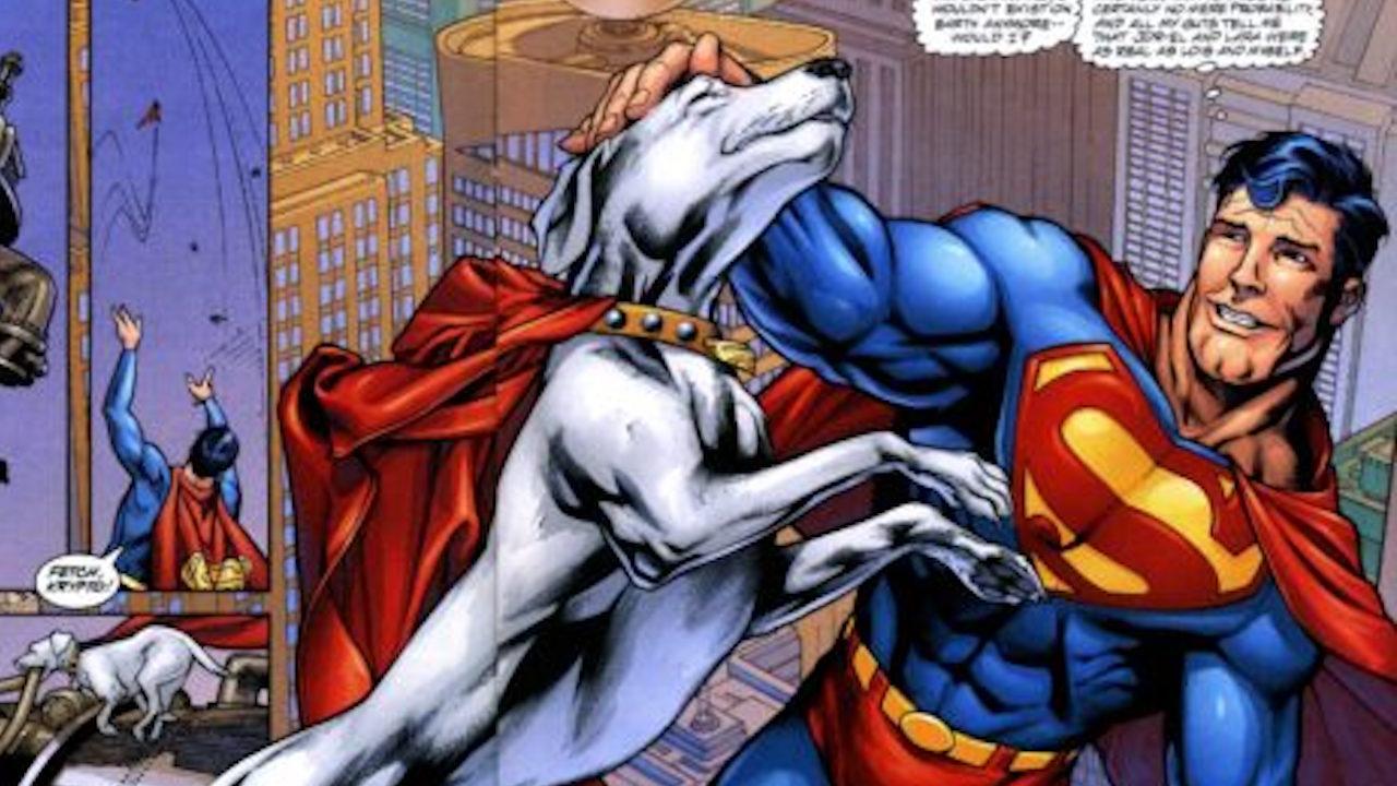 毛孩英雄超級狗及蝙蝠獵犬都來了!DC《超級寵物》電影 2021 年登場首圖