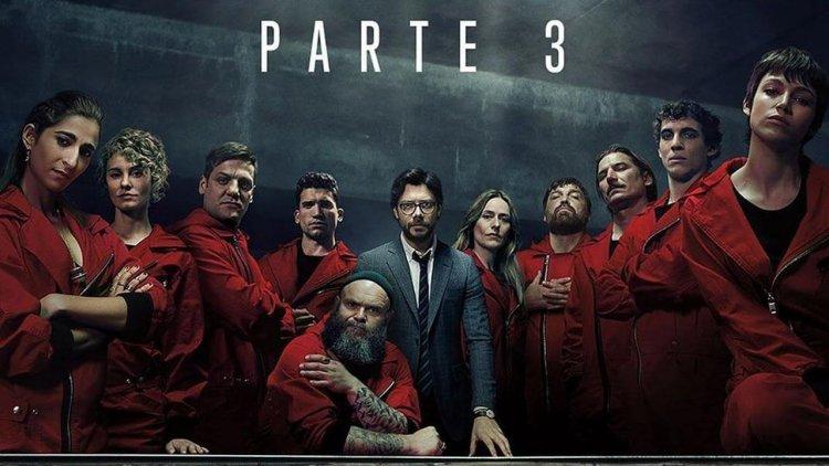 【Netflix】超狂西班牙搶劫影集《紙房子》第三季火熱開播!續訂第四季盜賊的故事仍未結束首圖
