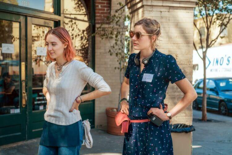 《淑女鳥》(Lady Bird) 瑟夏羅南 (Saoirse Ronan) 和導演葛莉塔潔薇 (Greta Gerwig) 於改編自《小婦人》的全新電影《她們》中再度合作。