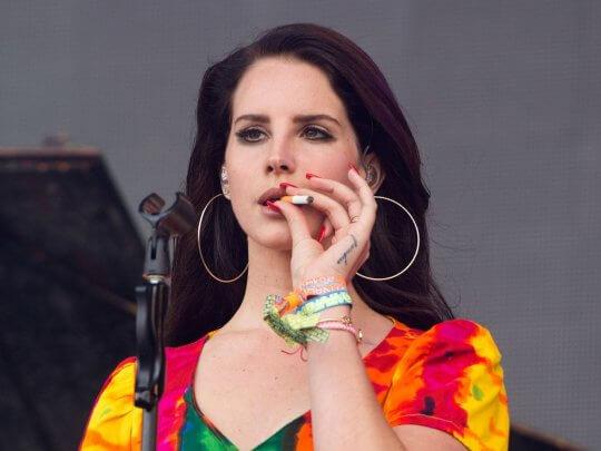 迷幻歌姬拉娜德芮 (Lana Del Rey)