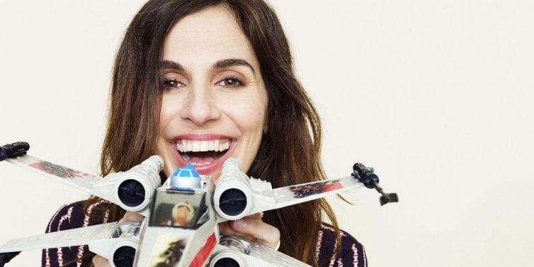 蜜雪兒雷伊萬將是《星際大戰》系列真人版影劇作品的的「凱文費吉」。
