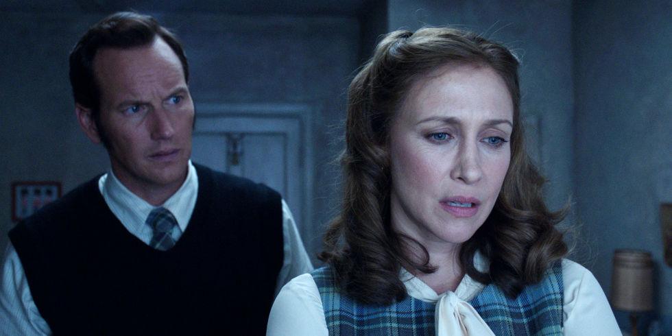 《厲陰宅》系列電影中的關鍵人物:華倫夫婦。