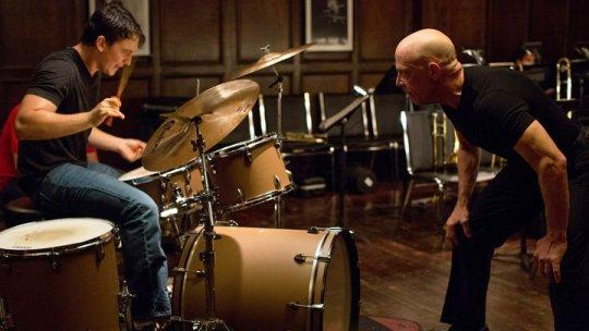 達米恩查澤雷 (Damien Chazelle) 執導的《進擊的鼓手》(Whiplash)