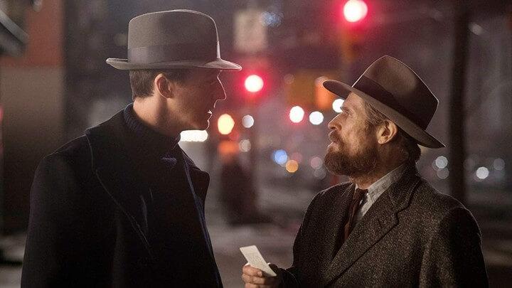 《布魯克林孤兒》艾德華諾頓與威廉達佛。
